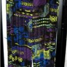 CHICOS TRAVELERS SZ 3 (XL) LONG ARTSY SLINKY PANTS