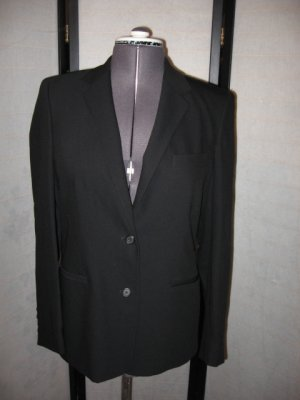 NEW! RALPH LAUREN BLACK BLAZER WOMENS 10