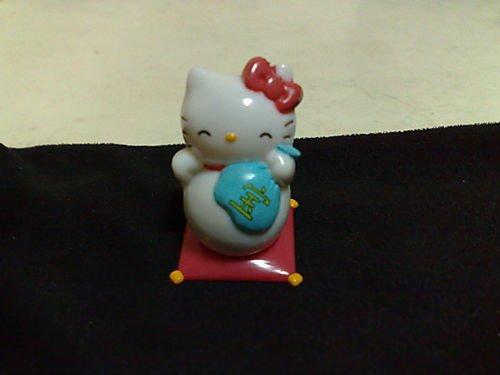 Hello Kitty Capsule Toy