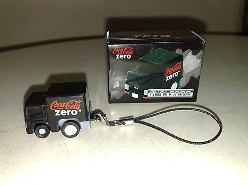 Coke Zero Limited Edition Keychain