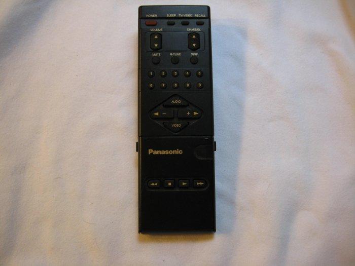 Panasonic EUR51600 remote control