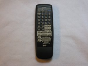 JVC MBR Shuttle Plus VCR remote control
