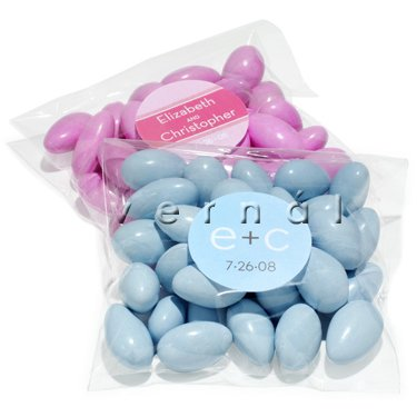 Clear Cello Favor Bag / Bags - Flat - 6x15 (set of 10)