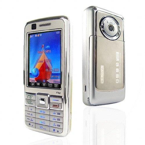 Dual Sim Touchscreen Multimedia Mobile Phone