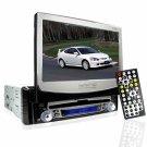 Innovative 7 Inch Touchscreen Single DIN Car DVD + Super Sound