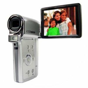 High Resolution Digital Camcorder + 3x Optical Zoom - 3 Inch TFT