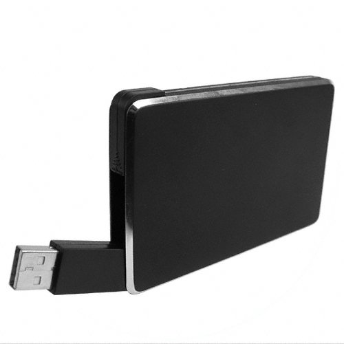 Mobile Hard Disk Enclosure - Included + Installed 30GB HDD