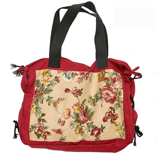 Canvas Shopping Handbag #OO-HB-1022