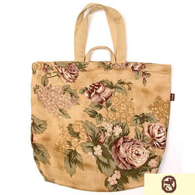 Canvas Shopping Handbag OO-HB-1026