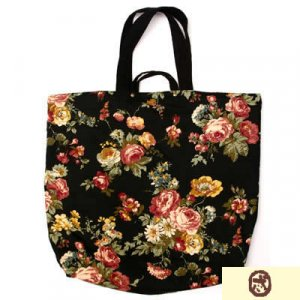 Canvas Shopping Handbag OO-HB-1037