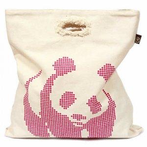 Pink Panda Handbag OO-HB-1029