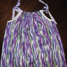 Purple and Green Pillowcase Dress, 3T and 4T, Free Shipping