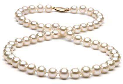 "16"" Elite ""Flawless"" 9 to 10mm FreshWater Pearl Necklace"