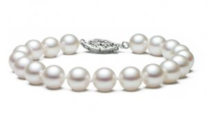 "7"" Elite Grade - 7 to 8mm FreshWater Pearl Bracelet"