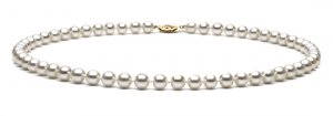 "16"" AA+ Quality 7 to 8mm FreshWater Pearl Necklace"