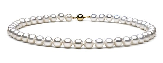 "18"" AA+ Quality 9 to 10mm FreshWater Pearl Necklace"