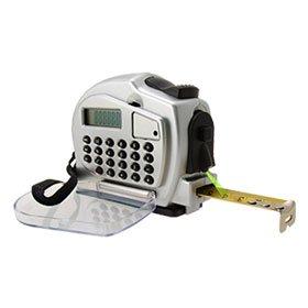 Multifunction Tape Measure + Level Gradienter + Calculator + LED Lights(L040)