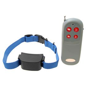 Remote Control Electronic Pet Dog Pager Trainer Training Collar