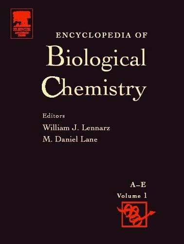 100%NEW- Encyclopedia of Biological Chemistry, Volume 1-4, 1st Edition (Hardcover) 0124437109
