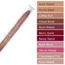 (1) Maybelline RUSH BLUSH Lip Express Lipstick N Liner Lipliner Pencil Lot Discontinued