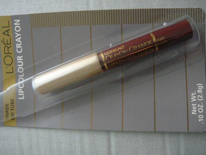(2) L'oreal BROWNSTONE Crayon Grande Lipcolor Pencil Lipliner Loreal Discontinued & Rare