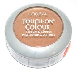 (3) Loreal GO GO GOLD Touch-On Colour Eyes Lips Cheeks L'oreal Lot Rare