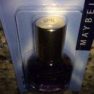 (1) Maybelline VIOLET WATER Express Finish Nail Polish