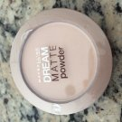 (1) Maybelline CREAM LIGHT 4-5 Dream Matte Powder Sealed Discontinued Rare