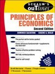 Schaum's Outline of Theory and Problems of Principles of Economics