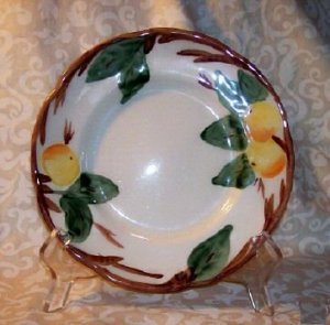 Franciscan Peach Tree Salad Plate