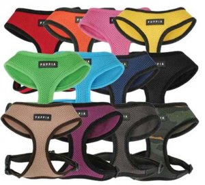 Puppia Soft Mesh Harness