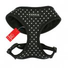 Puppia Dotty Harness - Black