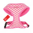 Puppia Lattice Harness Pink