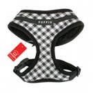 Puppia Harness Lattice Black