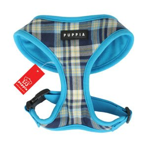 Puppia Harness Spring Blue