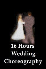16 Hrs Wedding Choreography