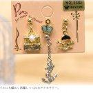 jewel box & pirate earrings