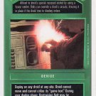 Star Wars CCG 1995 - Restraining Bolt