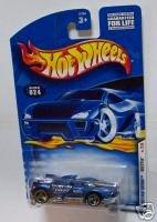 Hot Wheels 2001 Maelstrom 1st Ed 12/36 #024 MOMC