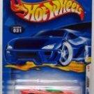 Hot Wheels 2001 Monoposto 1st Ed 19/36 #031 MOMC