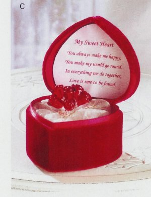 Romantic Rose Bouquet Gift Box