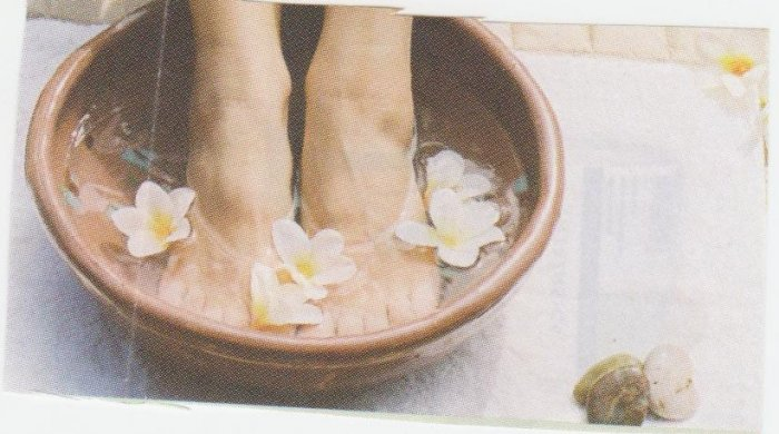 Spa Pedicure and manicure Treatment