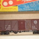 Roundhouse Metal Missouri Pacific Line Box Car Model Railroad