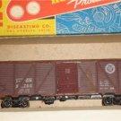 Roundhouse Metal Missouri Pacific Line Box Car Model Railroad