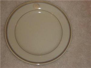 "US Navy 10"" Dinner Plate Homer Laughlin China"