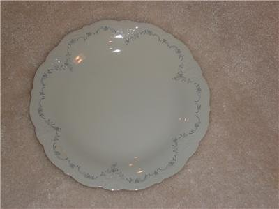 Tirschenreuth Baronesse Dinner Plate 1838 ALT Bone China