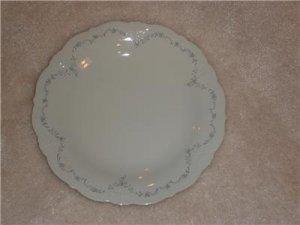 Tirschenreuth Baronesse Dinner Plate 1838 ALT Bone China
