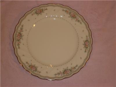 "NORITAKE KNOTTINGHILL 8"" SALAD PLATE 4714 JAPAN"