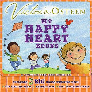 My Happy Heart Books [A Touch-and-Feel Book Boxed Set]
