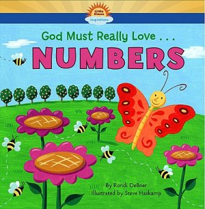 God Must Really Love NUMBERS